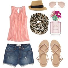 """""""Summer Sun"""" by fashion-district on Polyvore"""