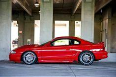 Mustang = Love