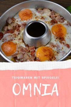Dieses herzhafte OMNIA Rezept gibt es in unserem neuen Kochbuch Band2: Gratins und Aufläufe backen im OMNIA Backofen. Keto Recipes, Cooking, Pasta, Dreams, Band, Outdoor, Gratin, Keto Foods, Easy Meals