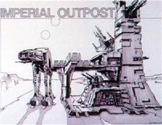 Image result for outpost star wars