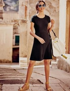 Maggie Ottoman Dress