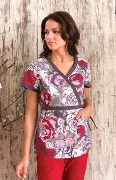 cute Koi scrubs...