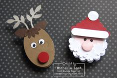 12 Days of Christmas - Day Twelve crafty ideas for Christmas - Stampin Up Demonstrator Michelle Last