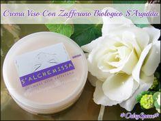 Crema Viso Naturale Con Zafferano Biologico S'Argidda
