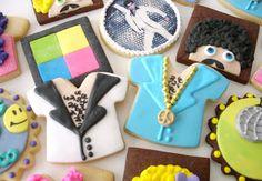 Disco Cookies!!