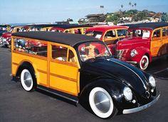 woodie automobile | Photo by Cruisin' Magazine