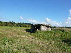 Dolmen de Kergüntuil - Trégastel — Wikipédia