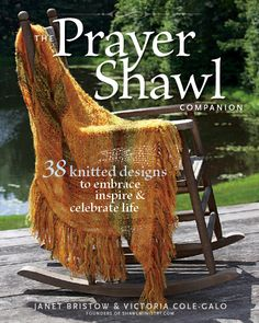 I love knitting prayer shawls - I don't know who's more blessed - the person who receives it, or me.