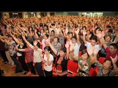 The Cross, Jesus in China 2 - The growth of the church under extreme rel...