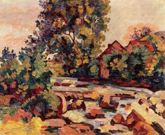 Armand Guillaumin - The Bouchardon Lock