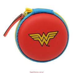 Słuchawki Wonder Woman