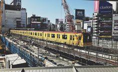 Ginza Line - Shibuya station iPhone7/procamera/VSCO   #tokyo #東京 #vsco #procamera #銀座線#ginzaline #instagramjapan #ig_photography #ig_japan #instadiary #iphonephotography #shotoniPhone #shotoniPhone7 #ink361_mobile #ink361_asia #igersjp #mwjp #team_jp_ #indies_gram #reco_ig #hueart_life #streetphotography #iPhone越しの私の世界 #写真好きな人と繋がりたい #写真撮ってる人と繋がりたい #東京カメラ部 #tokyocameraclub