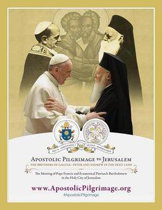 Papa Francisco, estamos rezando por tu peregrinación en la tierra de Jesús #PapaenTierraSanta #PopeVisitHolyLand