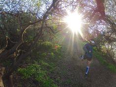 Rutas para comenzar a correr en cerro