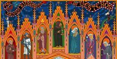galeria los mapas medievales de juego de tronos
