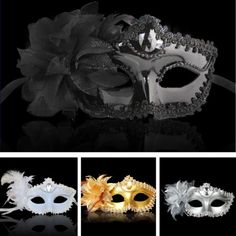 Charming-Venetian-Flower-Party-Costume-Eye-Mask-Masquerade-Party-Prom-Eye-Mask