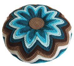 Alicia Collection Pillows via Craftsy