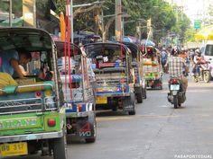10 impresiones de Tailandia