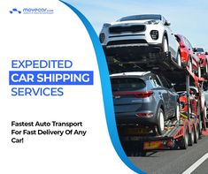 When you book for expedited auto transport, your vehicle is picked up on a priority basis. This means this service is offered at a premium price and you don't have to wait for long. #ExpeditedCarShipping #DirectHomeDelivery #InstantShipping #OnlineAutoDelivery #movecar #CarShippingCost #autotransportcarriers #autotransport #carshipping Move Car, Transportation, It Works, Nailed It