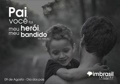 #DiaDosPais #IMBrasilAgência