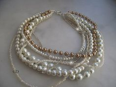 Necklace Pearls!