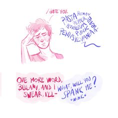 ♫ sick of this space, wish we could be far away - Pretty in Pink (Panicpalooza Prompt Fill)