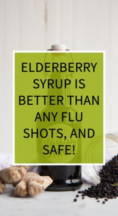 Elderberry Syrup Is Better Than Any Flu Shots, And Safe! Holundersirup ist besser als jede Grippeimpfung und sicher! Natural Remedies Sore Throat, Natural Health Remedies, Herbal Remedies, Diarrhea Remedies, Elderberry Syrup, Health Vitamins, Herbal Cure, Eating Organic, Herbal Medicine