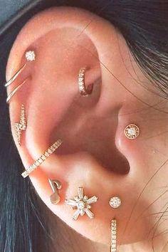 925 Silber Rosengold Verzierung Septum Nasenring Clip On Ring Fake Piercing