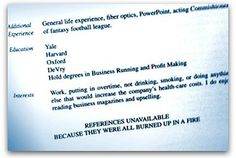 10 words and phrases that shouldn't be on your résumé | Articles | Main