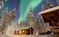 The hosteller's guide to the Northern Lights