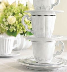 VIETRI // Incanto   {love mix and match patterns} OUR wedding CHINA!!!!