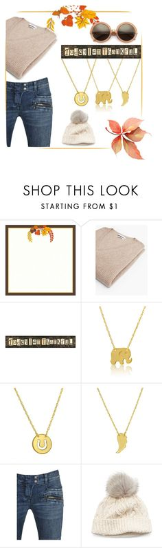 """""""Thanksgiving Fashion: What are you thankful for"""" by mlgjewelry ❤ liked on Polyvore featuring MANGO, DutchCrafters, Wish by Amanda Rose, Balmain, SIJJL and Wildfox"""