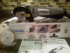 Dremel saw max most guys with a dremel rotary tool keep it in a dremel saw max 60 amp corded tool kit with 2 blades for metal wood and plastic cutting sm20 03 at the home depot mobile greentooth Image collections