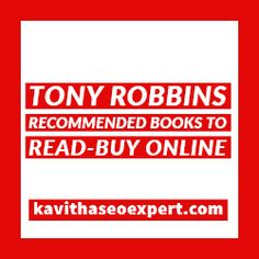 Tony Robbins recommended books to read,buy online Buy Books Online Cheap, Buying Books Online, Books To Read Online, Tony Robbins Books, Tony Robbins Quotes, Recommended Books To Read, Personal Achievements, Interpersonal Relationship, Book Summaries