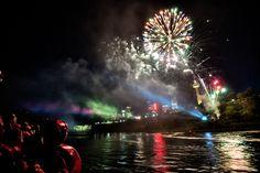 Night Cruise with Niagara Falls Fireworks Niagara Falls Attractions, Catamaran, Fireworks, Cruise, Night, City, Cruises, Cities, Catamaran Yachts