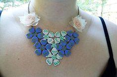 Martinuska / Svieži romantický náhrdelník