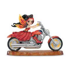 Fairy Figurine: Fire Streak