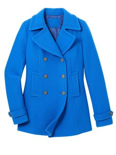 Closet Classic: Find Your Perfect Peacoat