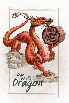 Chinese Astrology - Year Of The Dragon