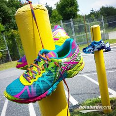 Crossed off my wish list: ASICS GEL-Noosa Tri 9 .. Just bought these!! Can't wait to lace these beauties up!!