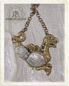 Jeweled Renaissance Dragon | Parrish Relics