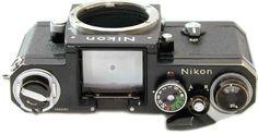 Nikon F -- VERY Late Production