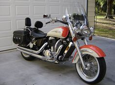 My Ride: 1999 Honda Shadow Aero 1100