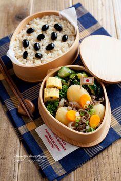 日本の和弁当。 |あ~るママオフィシャルブログ「毎日がお弁当日和♪」Powered by Ameba