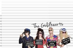 the Goldhearts