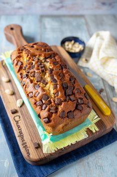 Great Recipes, Vegan Recipes, Plum Cake, Superfood, Banana Bread, Veggies, Sweet, Desserts, Cakes