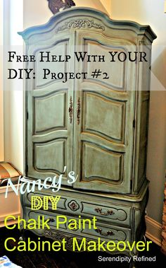 chalk paint ideas for furniture - Google Search