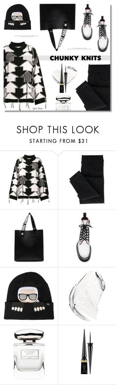 """""""Get Cozy : Chunky Knits Nº 2 ... 2017"""" by greta-martin ❤ liked on Polyvore featuring STELLA McCARTNEY, Givenchy, Karl Lagerfeld, Christian Dior, Terry de Gunzburg, Christian Louboutin, Prada, contestentry and chunkyknits"""