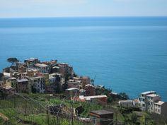 Corniglia - Park of Cinque Terre