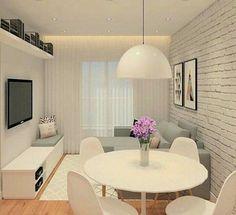 Salón pequeño, ideas para decorarlo.